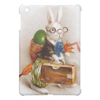 Easter Bunny on Tour iPad Mini Case
