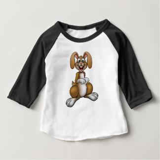 Easter Bunny Rabbit Cartoon Character Baby T-Shirt