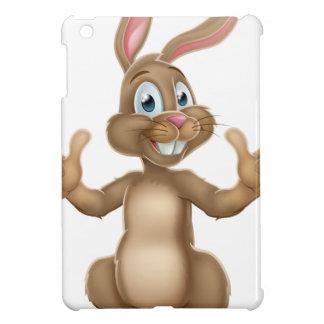 Easter Bunny Rabbit Character Giving Thumbs Up iPad Mini Cover