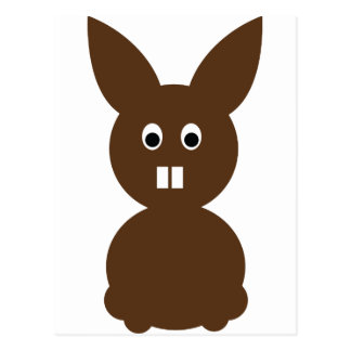 easter bunny rabbit post cards