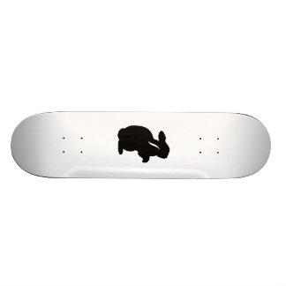 Easter Bunny Skateboard