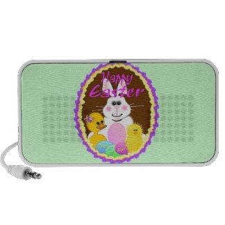 Easter Bunny Portable Speaker