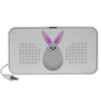 Easter Bunny iPhone Speakers
