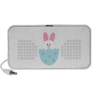Easter Bunny Travelling Speaker