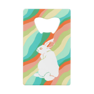 Easter Bunny Spring Abstract Pattern