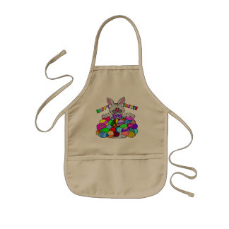 Easter Bunny T shirts and Gifts Apron