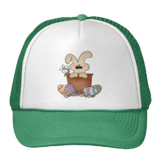 Easter Bunny T-shirts and Gifts Cap