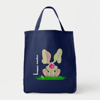Easter Bunny Tote Bag
