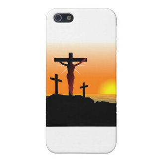 Easter Calvary Cross iPhone 5 Covers