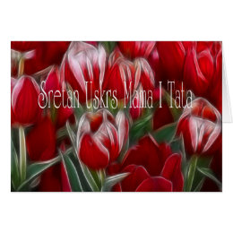 Mom and dad easter gifts on zazzle uk easter card for mom and dad in croatian negle Gallery