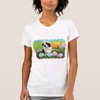 Easter - Cardigan Corgi - Teddy T-Shirt
