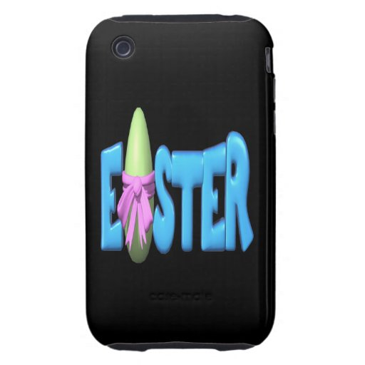 Easter iPhone 3 Tough Cover