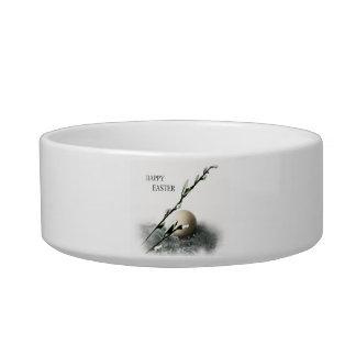 Easter Cat bowl