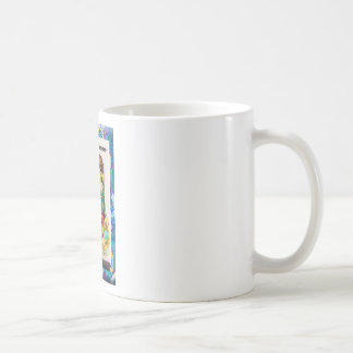 EASTER ~ CHERUB AND CHICKS.jpg Coffee Mug