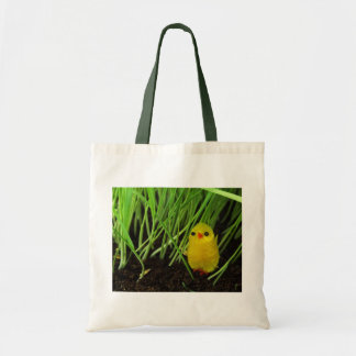 Easter Chick Budget Tote Bag