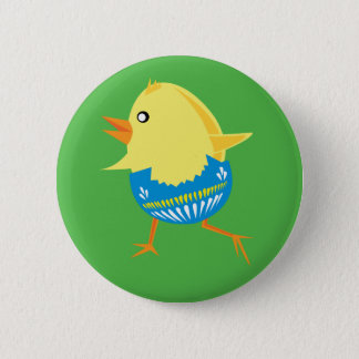 Easter Chick buttons
