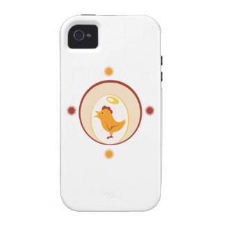 Easter Chick iPhone4 Case