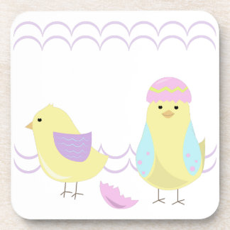 Easter Chick Coaster