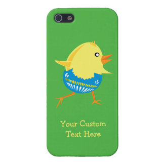 Easter Chick custom cases iPhone 5/5S Case
