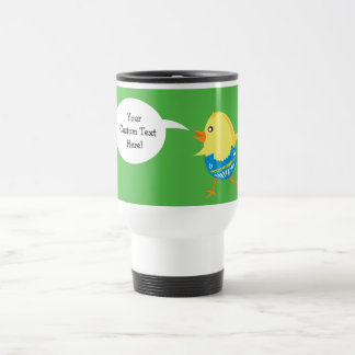 Easter Chick custom mugs
