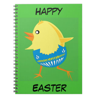 Easter Chick Hatching and Walking Notebook