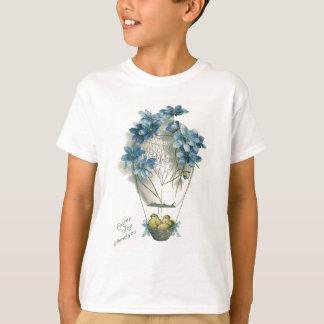 Easter Chick Hot Air Balloon Egg T-Shirt
