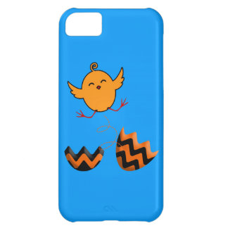 Easter Chick Jumping Out of Egg - Cute! Cover For iPhone 5C