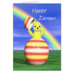 Easter Chick Pop-up Greeting Cards
