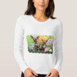 Easter - Chipin Rockwell - Chihuahua Rambo - Mahne Tshirts