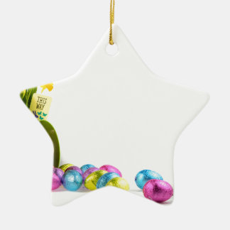 Easter Christmas Ornament