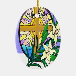 Easter Christmas Ornament