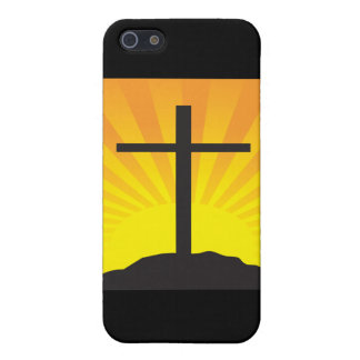 Easter Cross Case For iPhone 5/5S