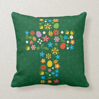 Easter Cross Cushion