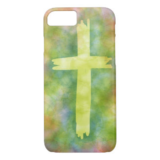 Easter Cross iPhone 7 Case
