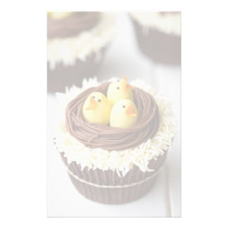 Easter Cupcakes Customised Stationery