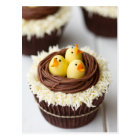 Easter Cupcakes Postcard
