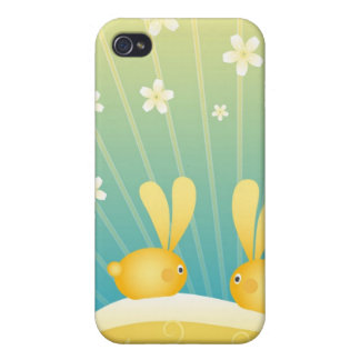 Easter Decor  Cases For iPhone 4