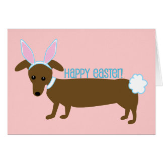 Easter Doggie Card