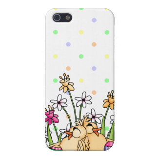 Easter Ducks iPhone 5 Cover