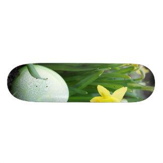 Easter egg 19.7 cm skateboard deck