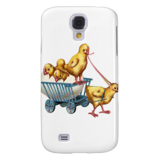 easter egg and baby chicks samsung galaxy s4 cases