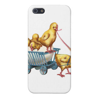 easter egg and baby chicks case for iPhone 5