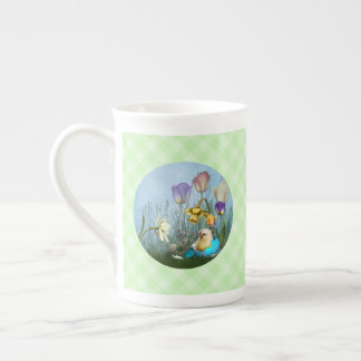 Easter Egg Chicken Tea Cup