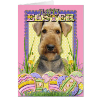 Easter Egg Cookies - Airedale Card