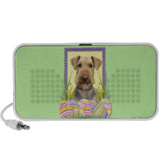 Easter Egg Cookies - Airedale Mp3 Speaker