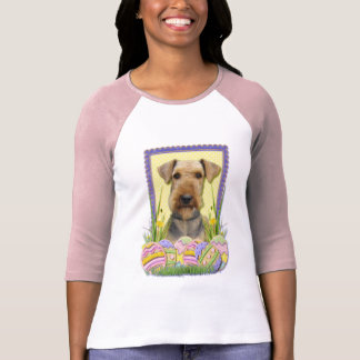 Easter Egg Cookies - Airedale T-Shirt