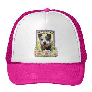 Easter Egg Cookies - Australian Cattle Dog Trucker Hat