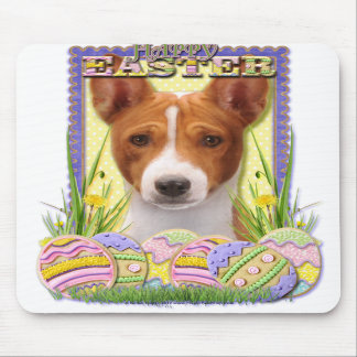 Easter Egg Cookies - Basenji Mouse Pads