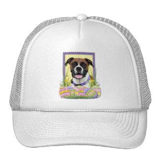 Easter Egg Cookies - Boxer Trucker Hat