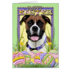 Easter Egg Cookies - Boxer Card